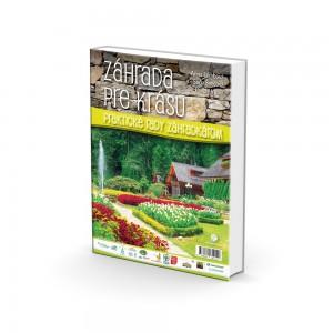 Anna Jakábová, Soňa Švecová, Pavel Hrubík: Záhrada pre krásu, Plat4M Books, 2014