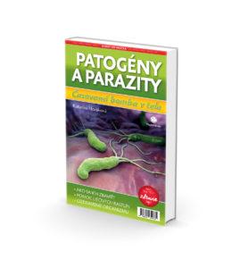 Katarína Horáková: Patogény a parazity, Plat4M Books, 2016, 3D