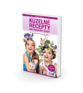 Jana Vančová, Henrieta Karabová, Kúzelné recepty na čarovný život, Plat4M Books, 2016, 3D