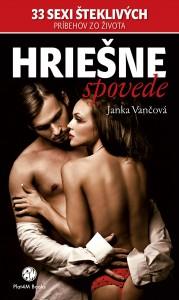 Janka Vančová: Hriešne spovede, Plat4M Books, 2012