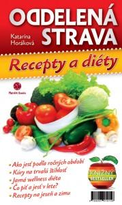 Katarína Horáková: Oddelená strava - Recepty a diéty, Plat4M Books, 2012